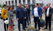 Сотрудники «ИнтерСтрой» провели экскурсию в ЖК «Доброгород» для участников Крымской конференции по жилищному строительству