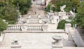 В Керчи без особых торжеств открыли Митридатские лестницы