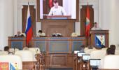 Севастопольский парламент в ударе