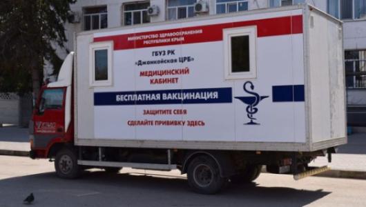 Мобильная приёмная Евгения Кабанова продолжает работу в Крыму