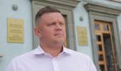 Вице-премьер Крыма Евгений Кабанов продолжает знакомить с работами проекта «Герои живы»
