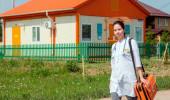«Перезагрузка» здравоохранения на селе