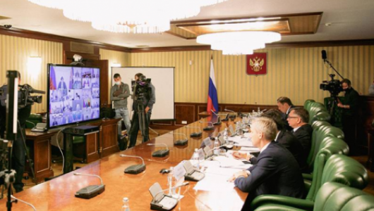Единороссы реализуют программы по созданию масштабных инфраструктурных проектов в регионах