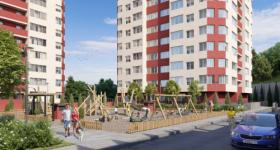 В Ялте открылись продажи квартир в новом объекте от «ИнтерСтрой»