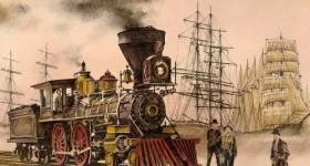 Английская железная дорога в Севастополе