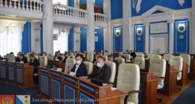 Севастопольский парламент заметно «потускнел», а регламент стал строже