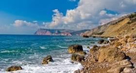 Прогулки по Крыму продолжаются: завораживающее место