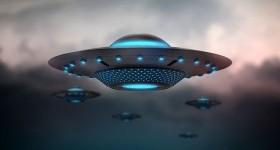 Невероятное видео! Американский робот вступил в схватку с НЛО