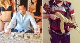 10 бандитов мира, которые купаются в деньгах