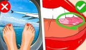 5 вещей, которые никогда нельзя делать в самолете