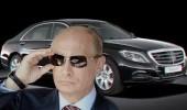 Приоткрыта завеса! 5 личных автомобилей Владимира Путина
