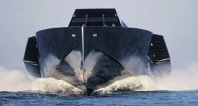 Новая русская подлодка НА НЕВЕРОЯТНОЙ скорости гоняет по поверхности воды