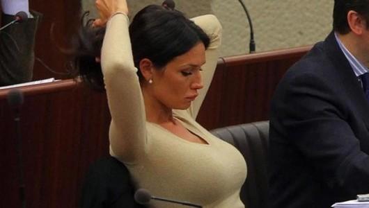 Фото: самые сексапильные женщины мировой политики