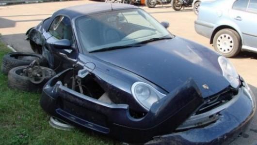 Как ведут себя владельцы Porsche (ВИДЕО)