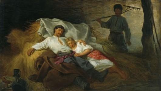 Первая брачная ночь на Руси: как это было (ФОТО)