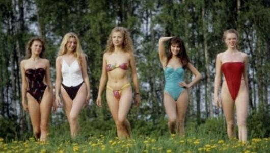 Первый в СССР  конкурс красоты был «горячим» (ФОТО, ВИДЕО)