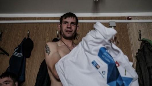 Фоторепортаж: Чемпионат по футболу среди бомжей