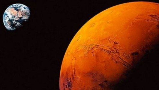 На Марс отправят уникальный вертолёт (ВИДЕО)