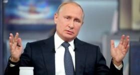 Названа сумма в рублях, в которую россиянам обходится обслуживание Владимира Путина