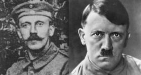 Почему Гитлер носил усы щёточкой