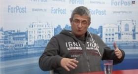 Блогер Процко хотел застрелиться, но передумал и вышел на пикет