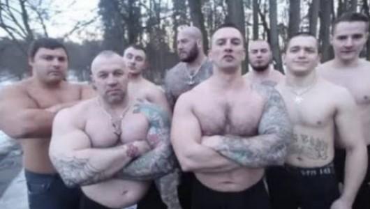 Монстры массы против качков