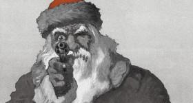 Как Санта-Клаус грабил банк в 1927 году и был казнен толпой