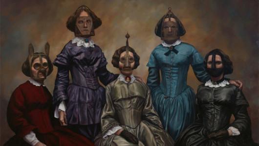 Каких женщин заставляли носить маски позора