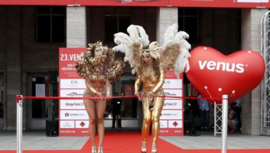 С 17 по 20 октября в столице Германии прошла международная выставка эротики «Venus Berlin 2019»