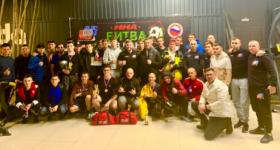 В Севастополе завершился турнир по ММА в Панде