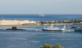 Губернатор Севастополя поздравил моряков Черноморского флота