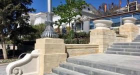 Таврическую лестницу в Севастополе «укроют» гранитом?