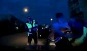 Пьяный и разъярённый крымчанин напал на сотрудника ДПС